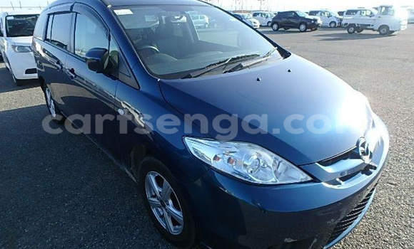 Buy Used Mazda Mazda Premacy Blue Car in Manzini in Manzini