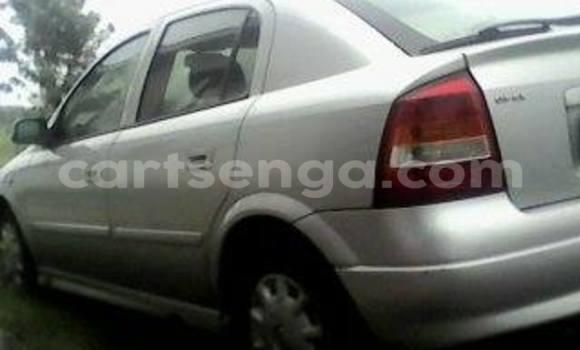 Buy Used Opel Astra Black Car in Manzini in Swaziland