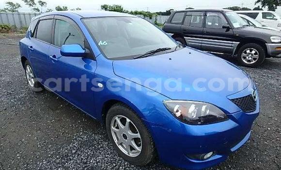 Buy Used Mazda Axela Blue Car in Manzini in Manzini