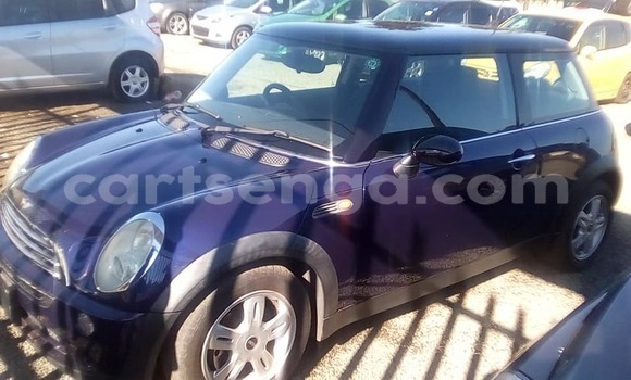 Buy Used Mini Cooper Blue Car in Matsapha in Manzini