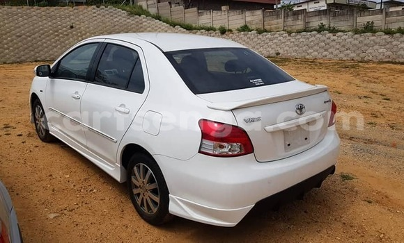 Buy Used Toyota Vios White Car in Matsapha in Manzini