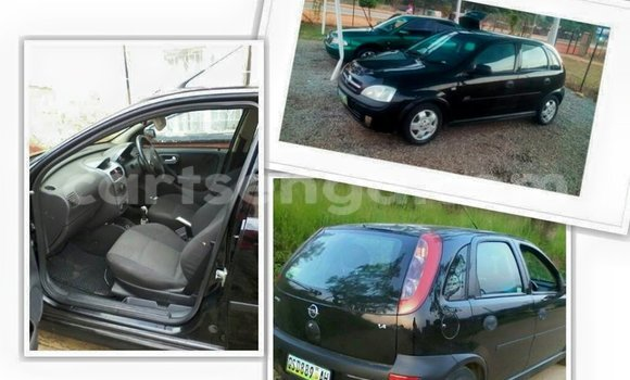 Buy Used Opel Astra Black Car in Manzini in Swaziland