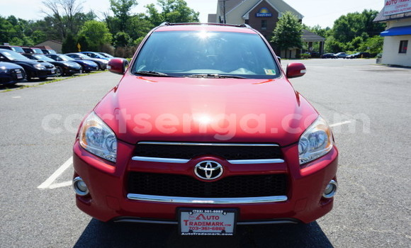 Buy Used Toyota RAV4 Red Car in Bulembu in Hhohho