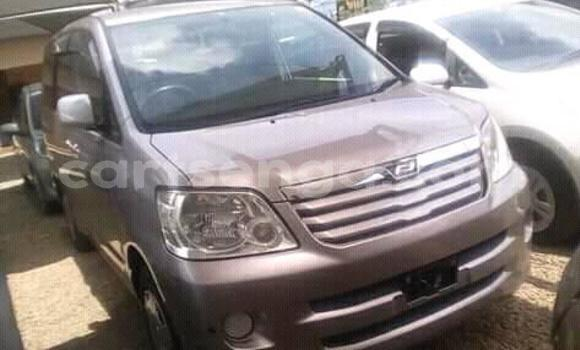 Buy Imported Toyota Noah Silver Car in Matsapha in Manzini