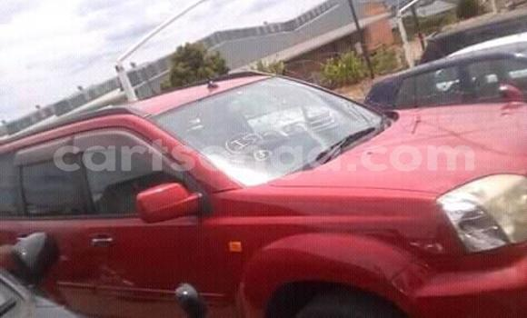 Buy Imported Nissan X–Trail Red Car in Matsapha in Manzini