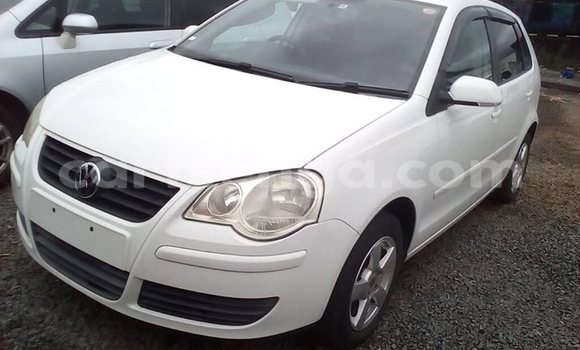 Buy Imported Volkswagen Polo White Car in Matsapha in Manzini