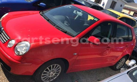 Buy Imported Volkswagen Polo Red Car in Matsapha in Manzini
