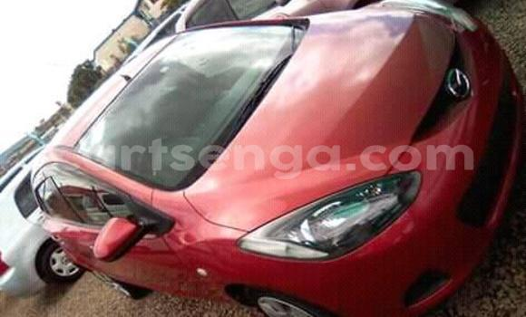 Buy Imported Mazda Demio Red Car in Matsapha in Manzini