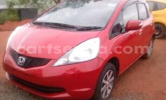 Buy Imported Honda Fit Red Car in Matsapha in Manzini
