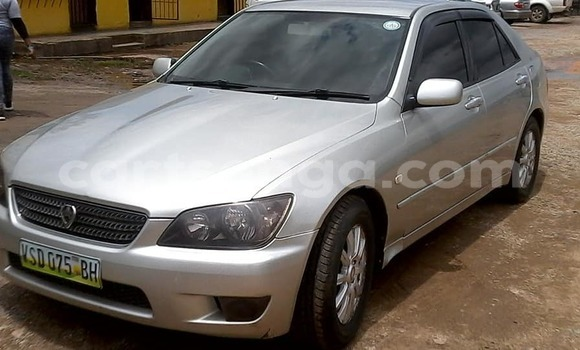 Buy Imported Toyota Altezza Silver Car in Matsapha in Manzini