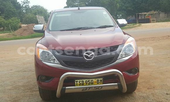 Buy Used Mazda B-series Red Car in Manzini in Swaziland