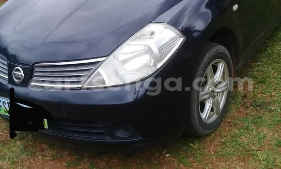 Buy Import Nissan Tiida Black Car in Manzini in Manzini