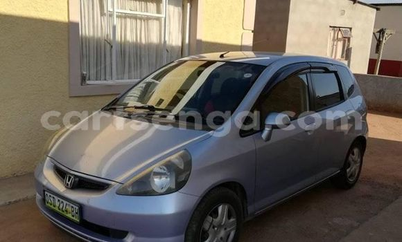Buy Imported Honda Fit Silver Car in Matsapha in Manzini