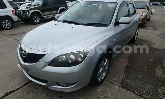 Buy Imported Mazda Mazda 3 Silver Car in Mbabane in Manzini