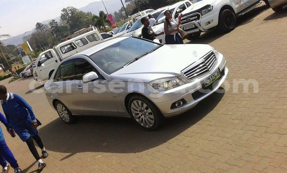 Buy Imported Mercedes Benz C–Class Silver Car in Mbabane in Manzini