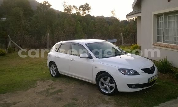 Buy Used Mazda 326 White Car in Manzini in Swaziland
