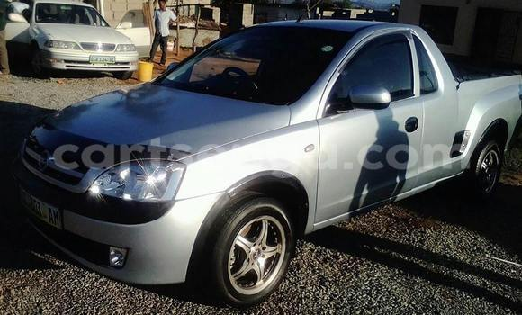 Buy Imported Opel Corsa Silver Car in Matsapha in Manzini
