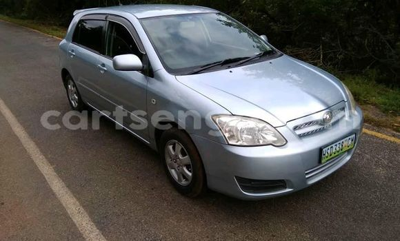 Buy Used Toyota Runx Blue Car in Manzini in Manzini
