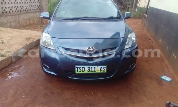 Buy Used Toyota Vios Blue Car in Ezulwini in Hhohho
