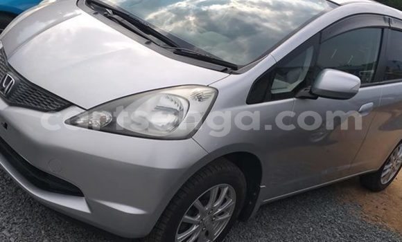 Buy Used Honda Fit Silver Car in Nhlangano in Shiselweni District