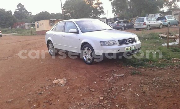 Buy Used Audi A4 Silver Car in Matsapha in Manzini