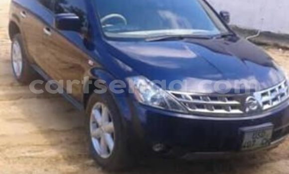 Buy Used Nissan Murano Blue Car in Matsapha in Manzini