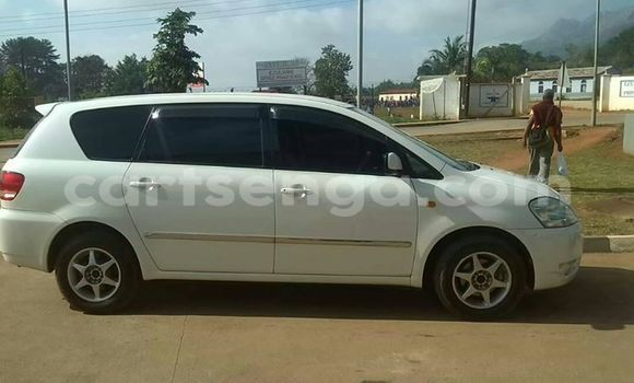 Buy Used Toyota Ipsum White Car in Mbabane in Manzini