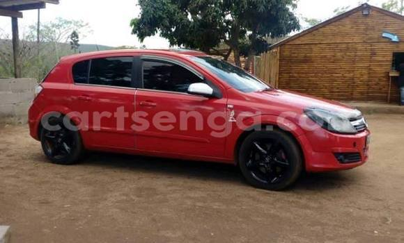 Buy Used Opel Astra Red Car in Mbabane in Manzini