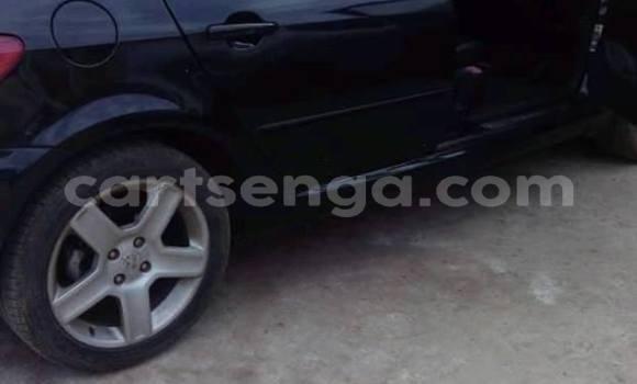 Buy Used Peugeot 307 Black Car in Matsapha in Manzini