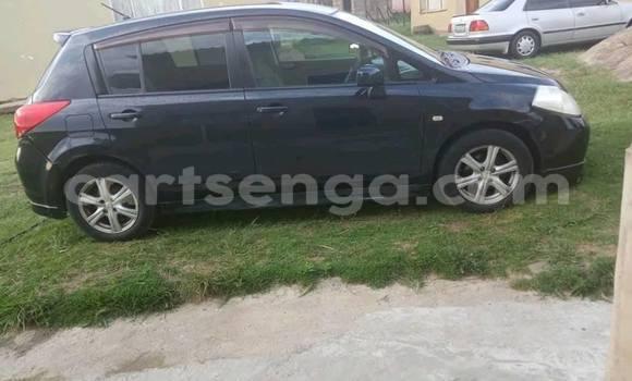 Buy Used Nissan Tiida Black Car in Matsapha in Manzini