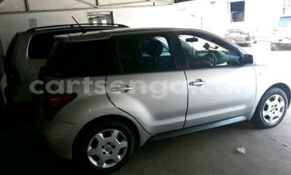 Buy Used Toyota Ist Silver Car in Matsapha in Manzini