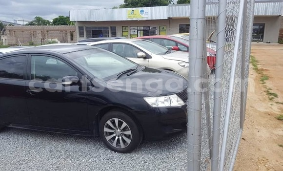Buy Used Toyota Allion Black Car in Matsapha in Manzini