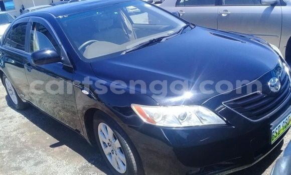 Buy Used Toyota Camry Black Car in Matsapha in Manzini