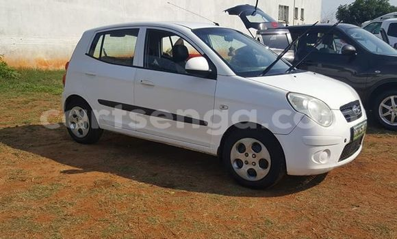 Buy Used Kia Picanto White Car in Manzini in Manzini