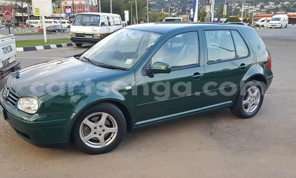 Buy Used Volkswagen Golf Green Car in Manzini in Manzini