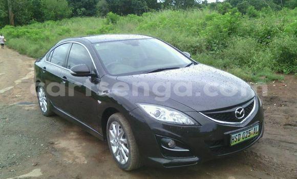 Buy Used Mazda 6 Black Car in Manzini in Swaziland
