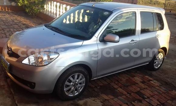 Buy Used Mazda Demio Silver Car in Manzini in Manzini