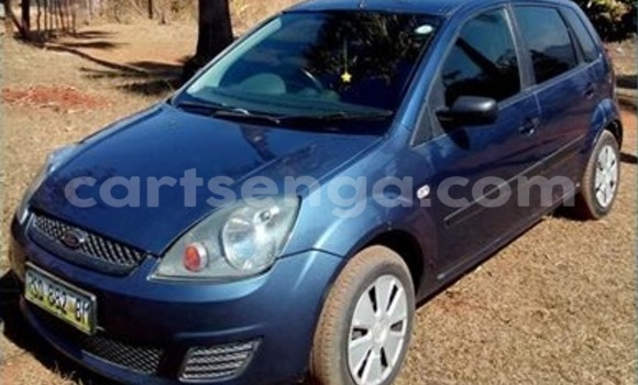 Buy Used Ford Fiesta Blue Car in Manzini in Swaziland