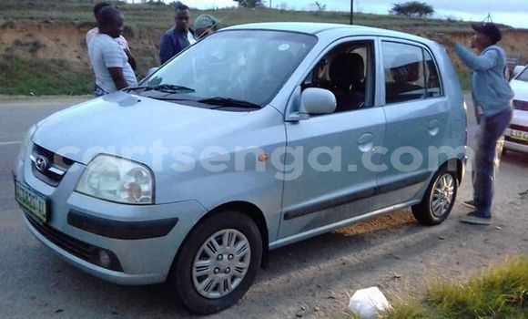 Buy Used Hyundai i10 Silver Car in Manzini in Manzini