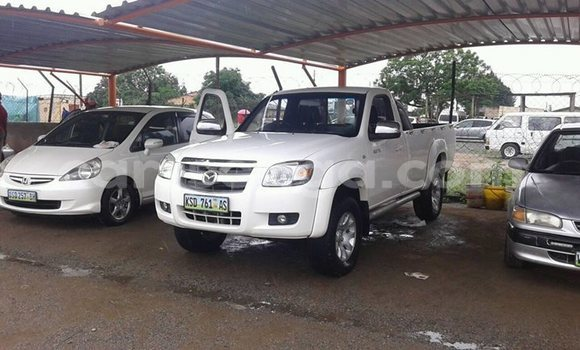 Buy Used Mazda BT-50 White Car in Manzini in Manzini
