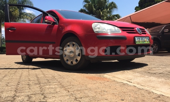 Buy Used Volkswagen Golf Black Car in Malkerns in Swaziland