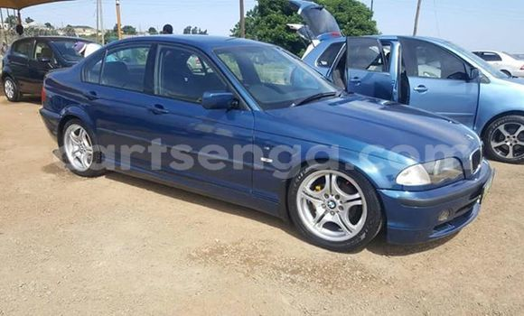 Buy Used BMW 3–Series Blue Car in Matsapha in Manzini