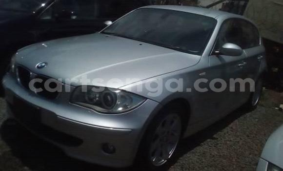 Buy Used BMW 1–Series Silver Car in Matsapha in Manzini