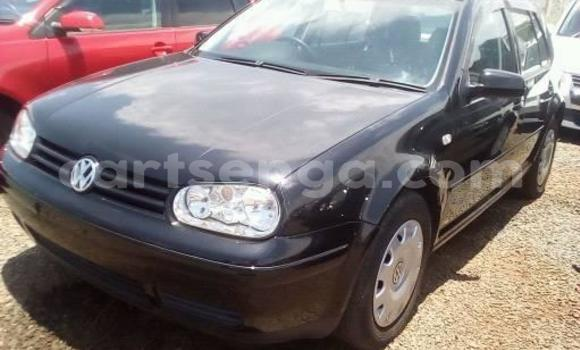 Buy Used Volkswagen Golf Black Car in Matsapha in Manzini