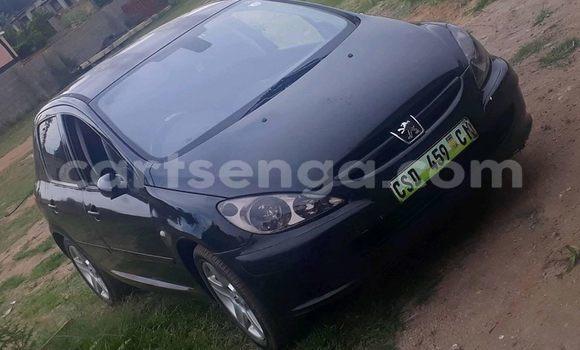 Buy Used Peugeot 307 Black Car in Manzini in Manzini