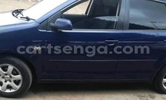 Buy Used Volkswagen Polo Blue Car in Manzini in Manzini