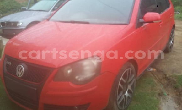 Buy Used Volkswagen Polo Red Car in Mbabane in Manzini