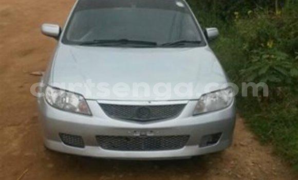 Buy Used Mazda Familia Silver Car in Manzini in Manzini