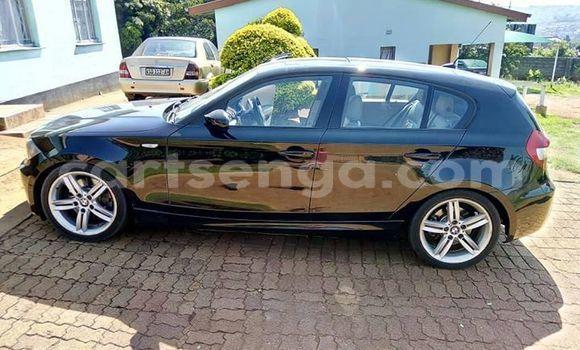 Buy Used BMW 1–Series Black Car in Manzini in Manzini