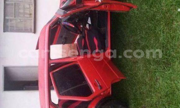 Buy Used Volkswagen Golf Red Car in Manzini in Manzini